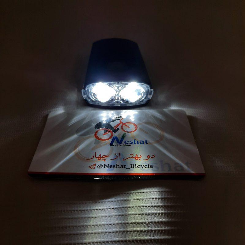 چراغ جلو شارژی اوکیxc-122