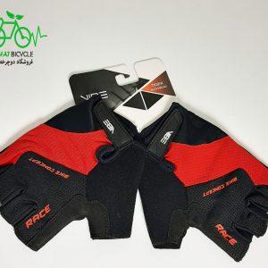 دستکش دوچرخه سواری حرفه ای تایگر